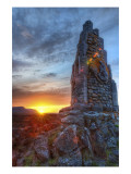 The Icelandic Phallus Premium Photographic Print by Trey Ratcliff