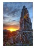 The Icelandic Phallus Premium Photographic Print by Trey Ratcliff