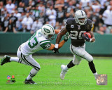 Darren McFadden 2011 Action Photo
