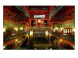 The Peking Opera Premium Photographic Print by Trey Ratcliff