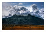 The Violent Volcano Premium Photographic Print by Trey Ratcliff