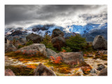 A Rocky Morning Premium Photographic Print by Trey Ratcliff