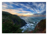 Big Sur in the Morning Premium Photographic Print by Trey Ratcliff