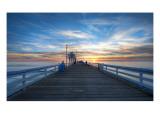 Into the Sea Premium Photographic Print by Trey Ratcliff