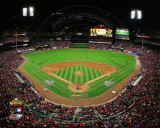 Busch Stadium Game 1 of the 2011 World Series (1) Photo
