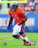 Lance Briggs 2011 Action Photo