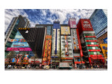 Akihabara Street Premium Photographic Print by Trey Ratcliff