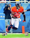 Devin Hester 2011 Action Photo