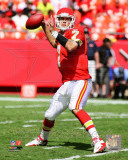 Matt Cassel 2011 Action Photo