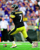 Ben Roethlisberger 2011 Action Photo