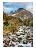 A Gentle Stream Through New Zealand Premium Photographic Print by Trey Ratcliff