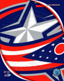 Columbus Blue Jackets 2011 Team Logo Photo