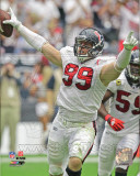 J.J. Watt 2011 Action Photo