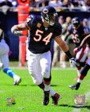 Brian Urlacher 2011 Action Photo