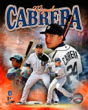 Miguel Cabrera 2011 Portrait Plus Photo