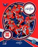 Washington Capitals 2011-12 Team Composite Photo