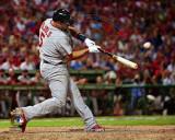 Albert Pujols 2 run home run 7th inning Game 3 of the 2011 MLB World Series Action (#13) Photo