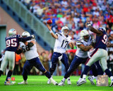 Phillip Rivers 2011 Action Photo