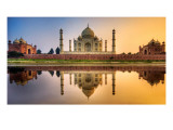 Farewell India Reproduction photographique sur papier de qualité par Trey Ratcliff