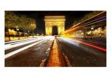 Arc de Triomphe Premium Photographic Print by Trey Ratcliff