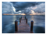 The Calm After the Storm Premium Photographic Print by Trey Ratcliff