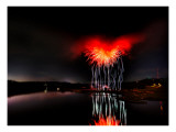 Heart of Satan Premium Photographic Print by Trey Ratcliff