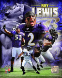 Ray Lewis 2011 Portrait Plus Photo