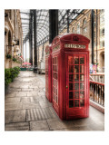 The Disappearing Booth Premium Photographic Print by Trey Ratcliff