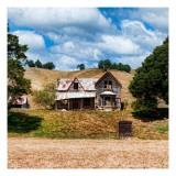The Homestead Premium Photographic Print by Trey Ratcliff