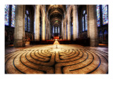The Inner Sanctum Premium Photographic Print by Trey Ratcliff