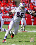 Shawne Merriman 2011 Action Photo