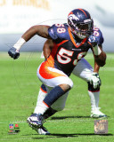 Von Miller 2011 Action Photo