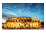The Roman Gladiators of Gaul Premium Photographic Print by Trey Ratcliff