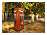 Lonely in London Premium Photographic Print by Trey Ratcliff