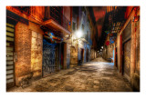 The Endless Alley Premium Photographic Print by Trey Ratcliff