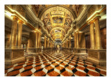 The Royal Entrance Premium Photographic Print by Trey Ratcliff