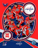 Washington Capitals 2011-12 Team Composite Photo