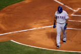 2011 World Series G. 6 - Texas Rangers v St Louis Cardinals, St Louis, MO - Oct. 27: Adrian Beltre Photographic Print by Dilip Vishwanat