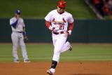 2011 World Series Game 6 - Texas Rangers v St Louis Cardinals, St Louis, MO - Oct. 27: Allen Craig Photographic Print by Ezra Shaw