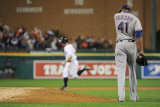 BESTPIX  Texas Rangers v Detroit Tigers - Game Four, Detroit, MI - October 12: Alexi Ogando Photographic Print by Harry How