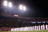Milwaukee Brewers v St. Louis Cardinals - Playoffs Game Three, St Louis, MO - October 12 Photographic Print by Christian Petersen