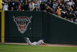 Texas Rangers v Detroit Tigers - Playoffs Game Five, Detroit, MI - October 13: Nelson Cruz Photographic Print by Harry How