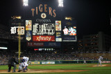 Texas Rangers v Detroit Tigers - Playoffs Game Four, Detroit, MI - October 12: Brandon Inge Photographic Print by Harry How