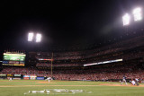Milwaukee Brewers v St. Louis Cardinals - Playoffs Game Four, St Louis, MO - October 13: Kyle Lohse Photographic Print by Christian Petersen