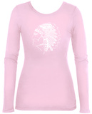 Womens Long Sleeve: Native American Indian Womens Long Sleeves
