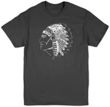 Native American Indian T-Shirt