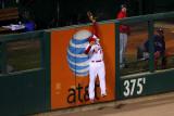 2011 World Series Game 7 - Rangers v Cardinals, St Louis, MO - October 28: Allen Craig Lámina fotográfica por Dilip Vishwanat