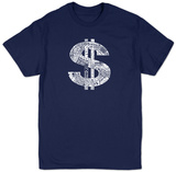 Dollar Sign T-shirts