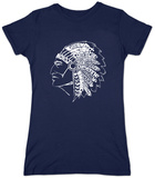 Juniors: Native American Indian T-shirts