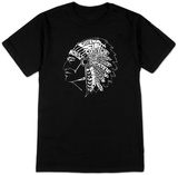 Native American Indian T-shirts